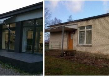 Talokiuose įsikūrusi įmonė atnaujino iš savivaldybės įsigytą pastatą