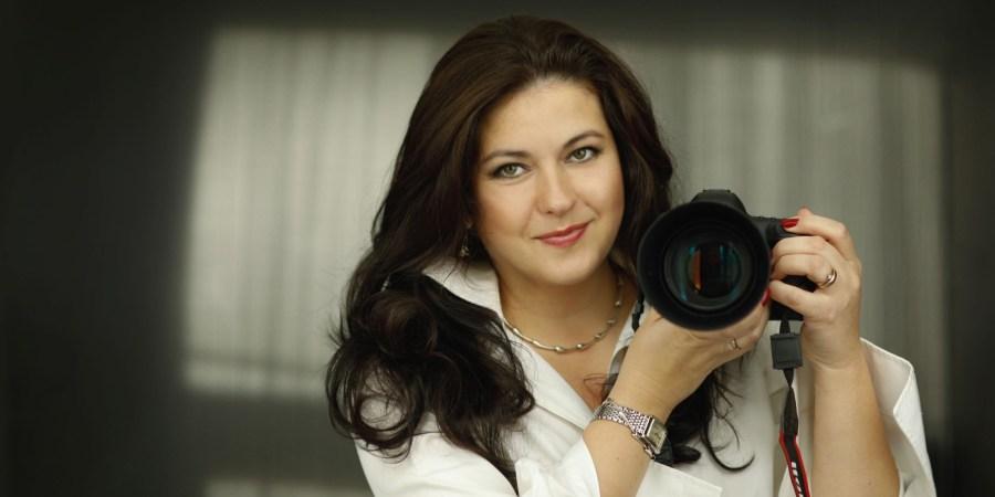 Alytiškė fotografė I. Balsiukevičienė (kūrybinis vardas – Inga Balsiuk)