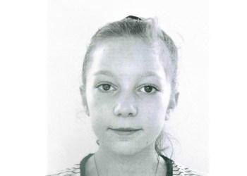 Ieškoma dingusi nepilnametė Emeira B.
