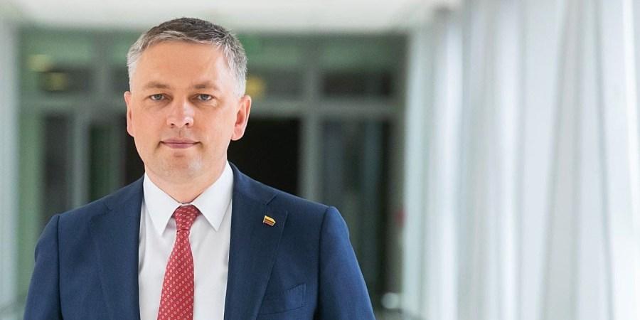 Alytiškių išrinktas Seimo narys V. Bakas