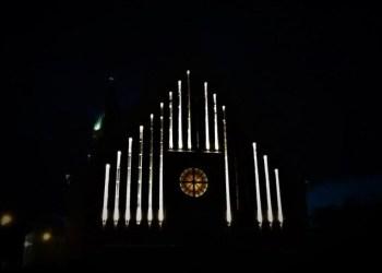 Alytaus Švč. Mergelės Marijos krikščionių pagalbos bažnyčia. Alytausgidas.lt nuotr.