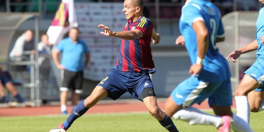 Aukščiausias dainaviškių pastarųjų metų rezultatas LFF taurės turnyre – 2018 metais pasiektas pusfinalis. Evaldo Šemioto nuotr.