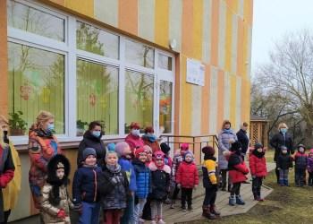 Simno gimnazijos ikimokyklinio ugdymo skyriaus nuotr.