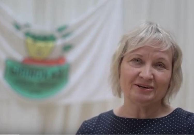 Auklėtoja O. Zavistauskienė  vaikučius ugdo nuo pat pirmos lopšelio-darželio įkūrimo dienos