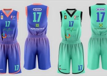 """Taip naujosios """"Moterų krepšinio lygos"""" sezone turėtų atrodyti Alytaus """"RKL-gut.lt"""" komandos apranga"""