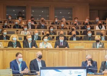 Žiedinės ekonomikos konferencija (AMS nuotr.)