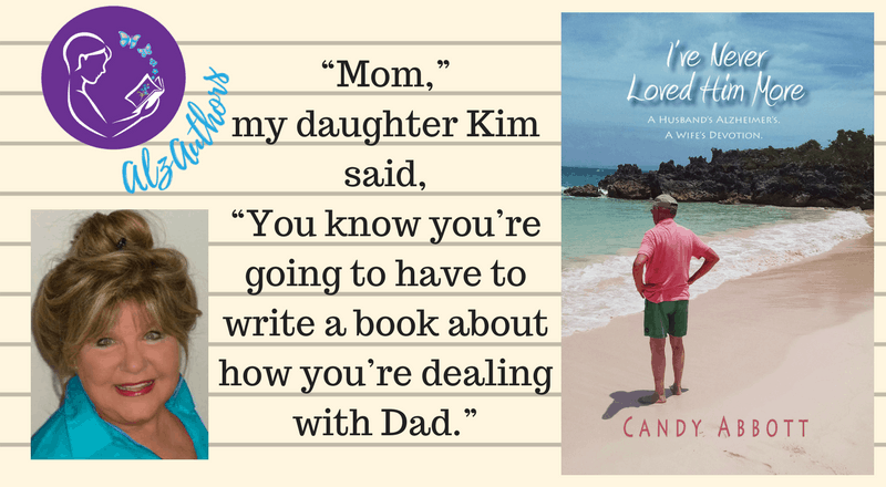 """Meet Candy Abbott, author of """"I've Never Loved Him More"""""""