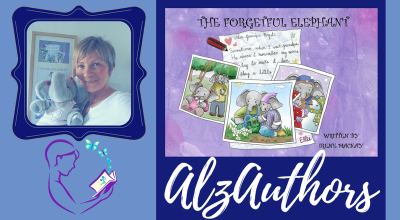"Irene Mackay – Raising Children's Awareness of Dementia with ""The Forgetful Elephant"""
