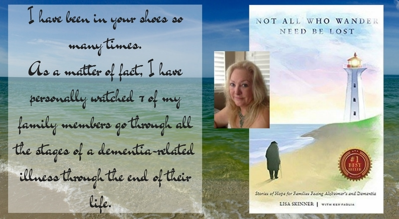 """Meet Lisa Skinner, author of """"Not All Who Wander Need Be Lost"""""""