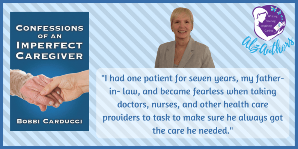 "Meet Bobbi Carducci, author of ""Confessions of an Imperfect Caregiver"""
