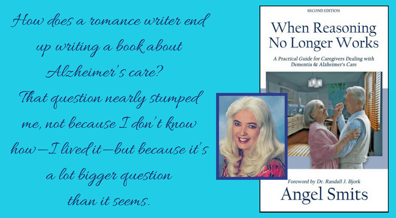 """Meet Angel Smits author of """"When Reasoning No Longer Works"""""""