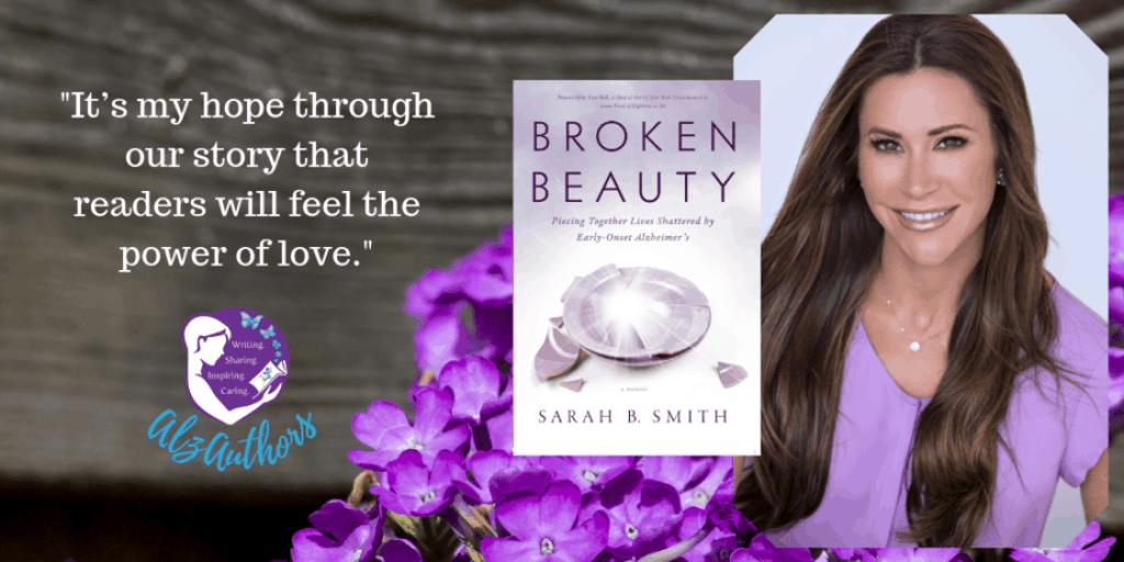 Meet Sarah Bearden Smith, author of Broken Beauty