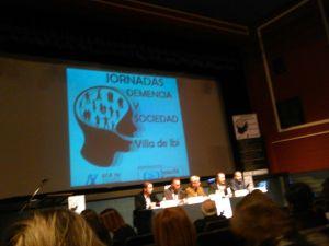 Jornadas Demencia y Sociedad Villa Ibi.