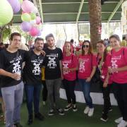 III Movida solidaria, voluntarios