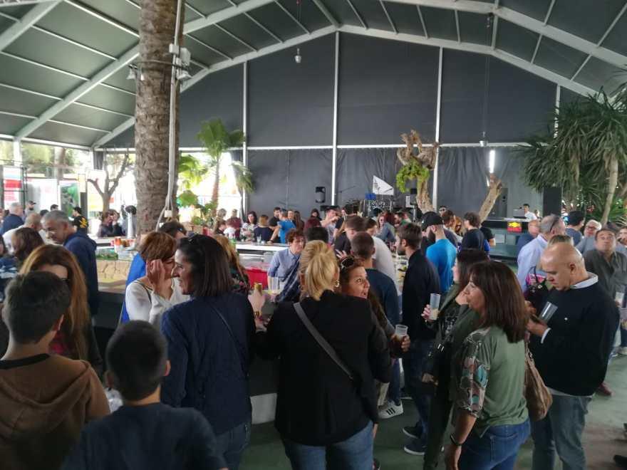 Tardeo V Movida Solidaria Alzheimer Bigastro