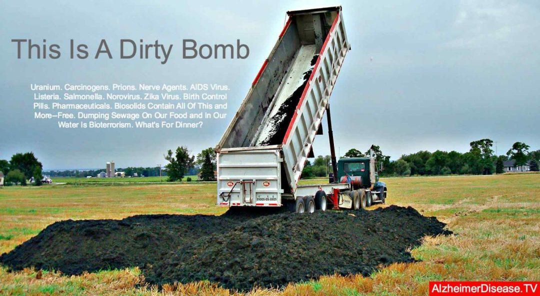 land application sewage sludge and biosolids