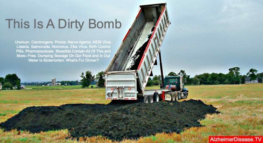 land application sewage sludge and biosolids