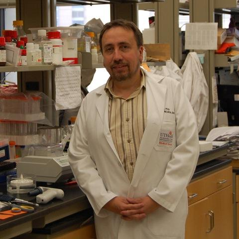Dr. Claudio Soto prion research