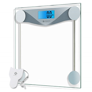 Etekcity Digital Body Weight Bathroom Scale with Body Tape Measure.