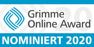 Grimme Online Award Nominiert 2020
