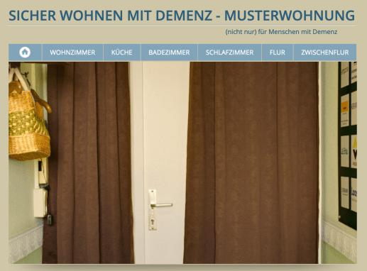 Musterwohnung_versteckte Tür