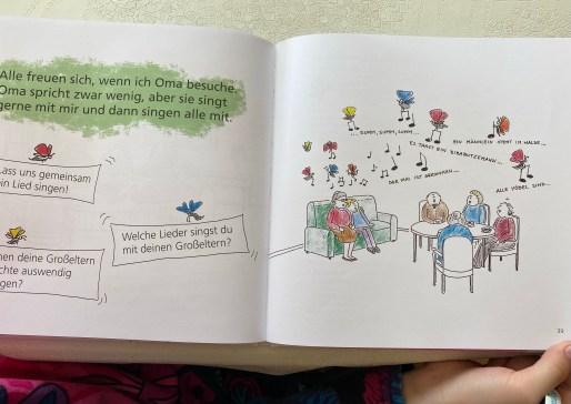 Oma Luise und die Schmetterlinge_Heim
