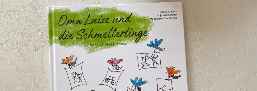 Cover_Oma Luise und die Schmetterlinge