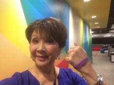 Lori Matsukawa of KING 5-Seattle