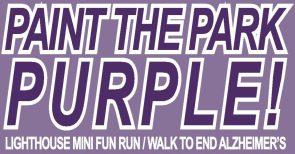 paint hte park purple