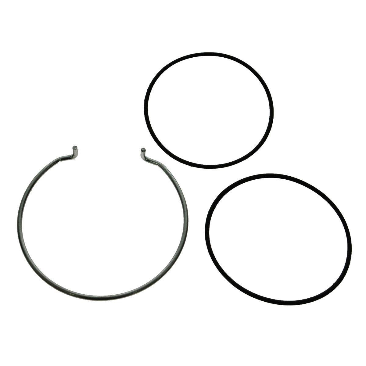 Auto Locking Hub O Ring Snap Ring Set For F150 F250 F350 F450 F550 Excursion