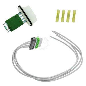 Dorman Heater Blower Motor Resistor w Pigtail Harness for