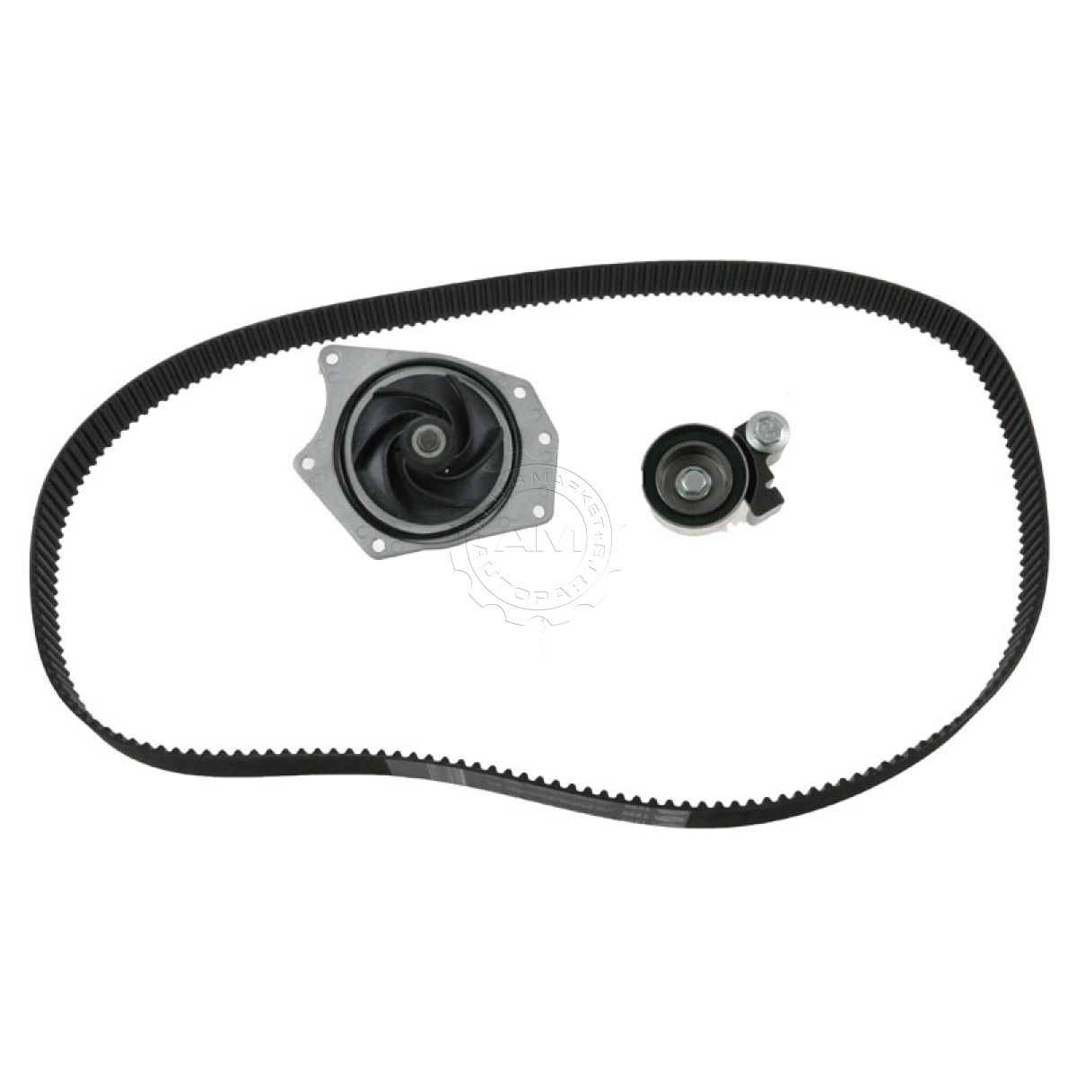 Timing Belt Kit W Water Pump Tensioner Tckwp295c Gates