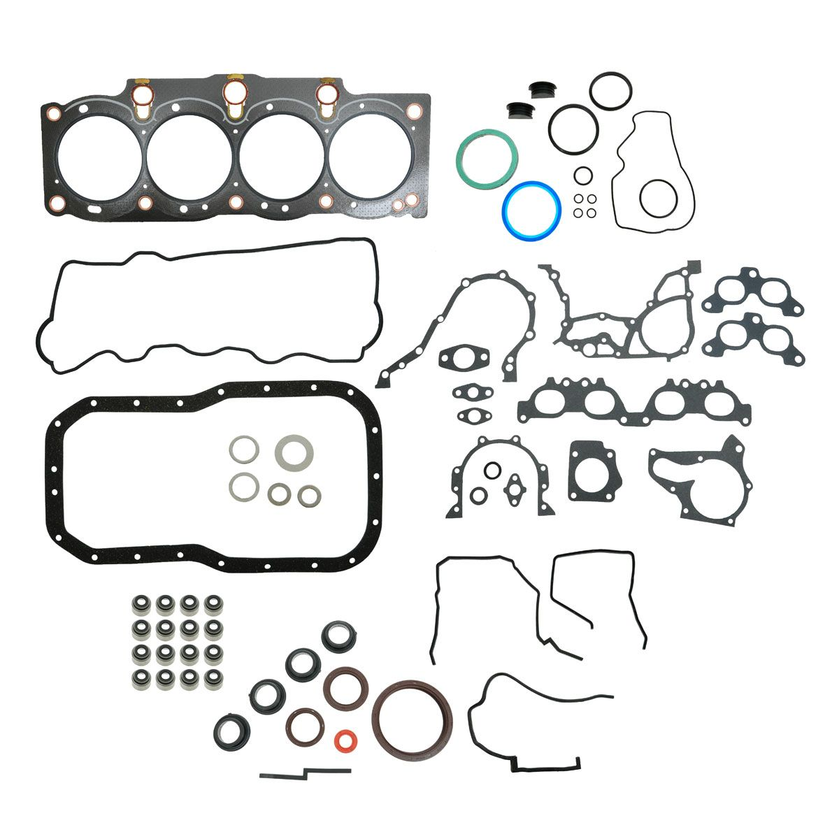 Complete Engine Gasket Set For Toyota Celica Mr2 Camry