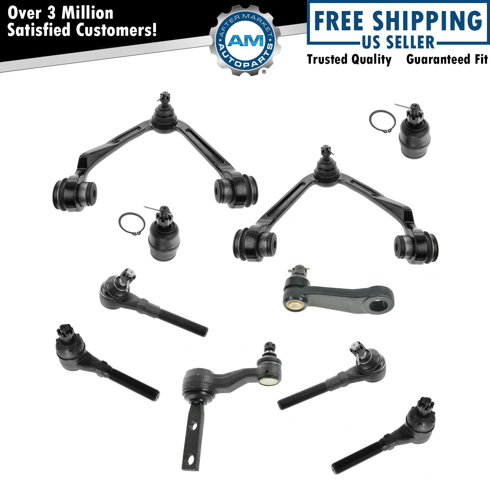 Front Suspension Kit Set For Ford Expedition F150 F250