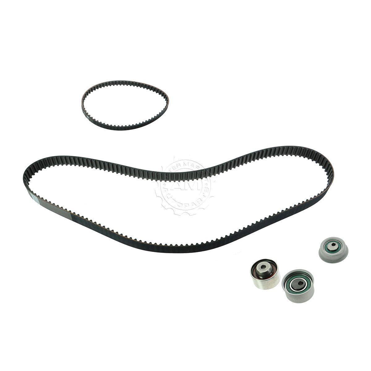 Gates Tck167 Timing Belt Kit Pulleys Set For Eclipse Eagle