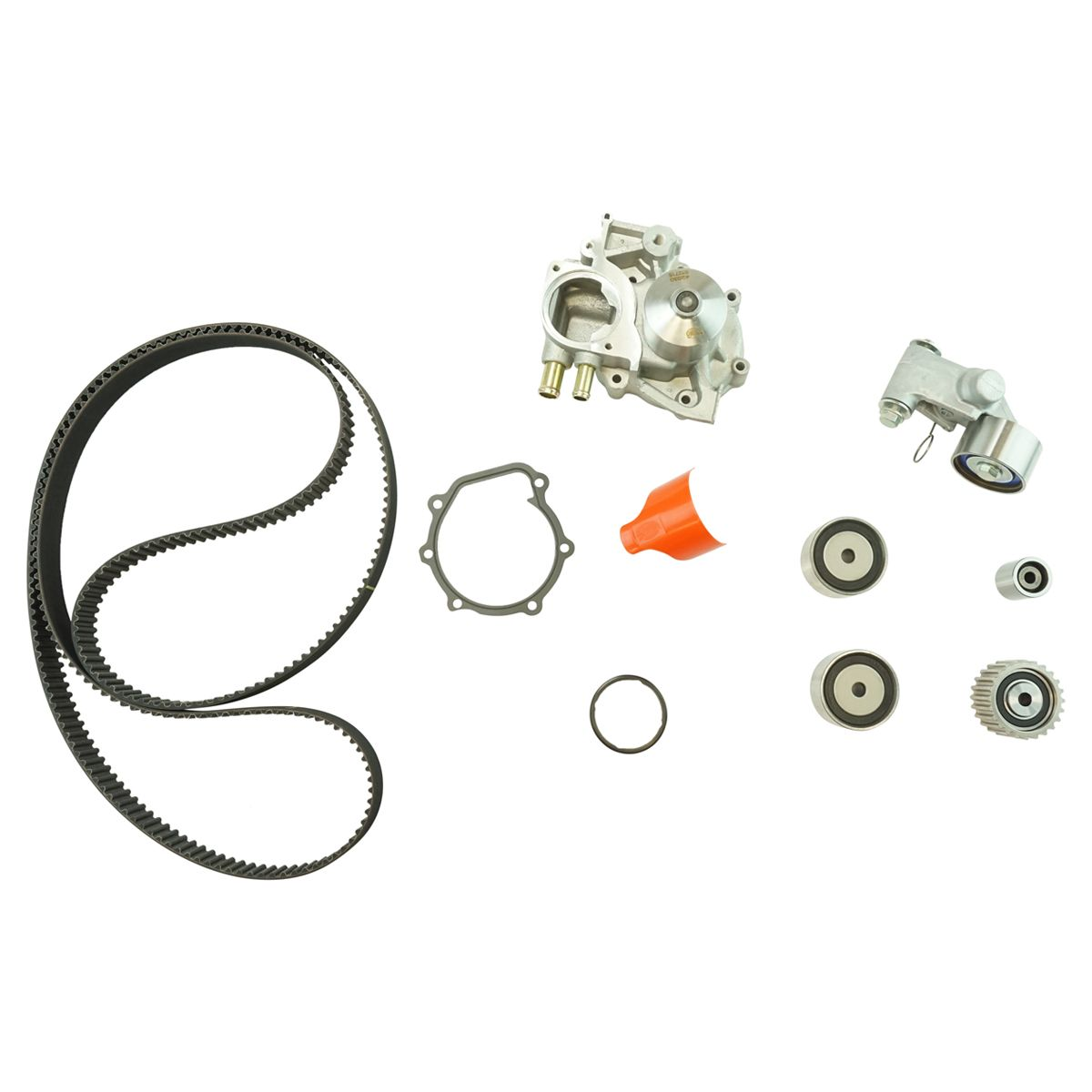Gates Tckwp328c Powergrip Timing Belt Amp Water Pump Kit For