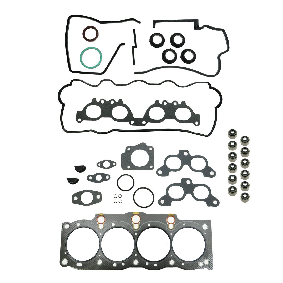 Engine Head Gasket Set Kit For Toyota Rav4 Mr2 Camry