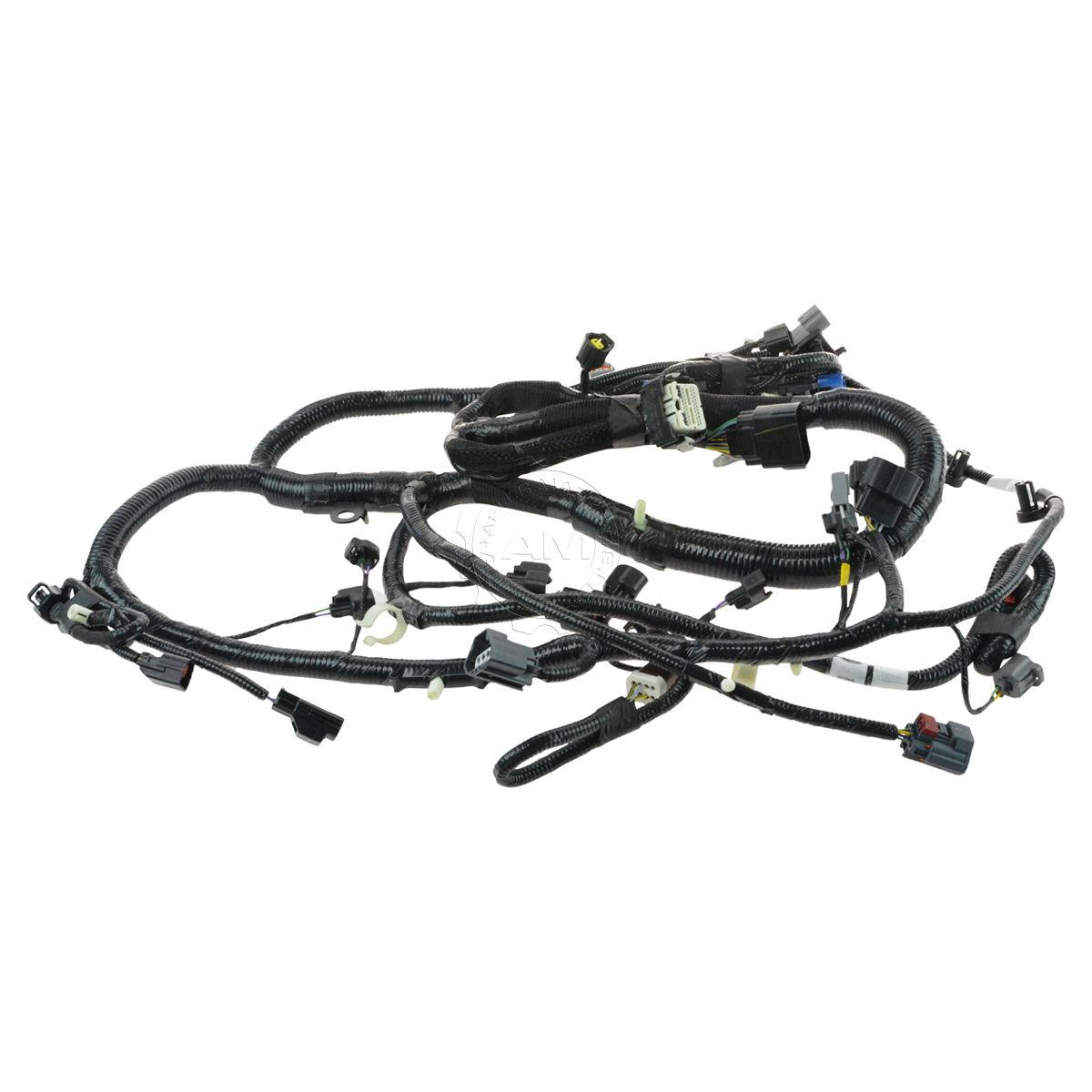 Engine Harness Wiring