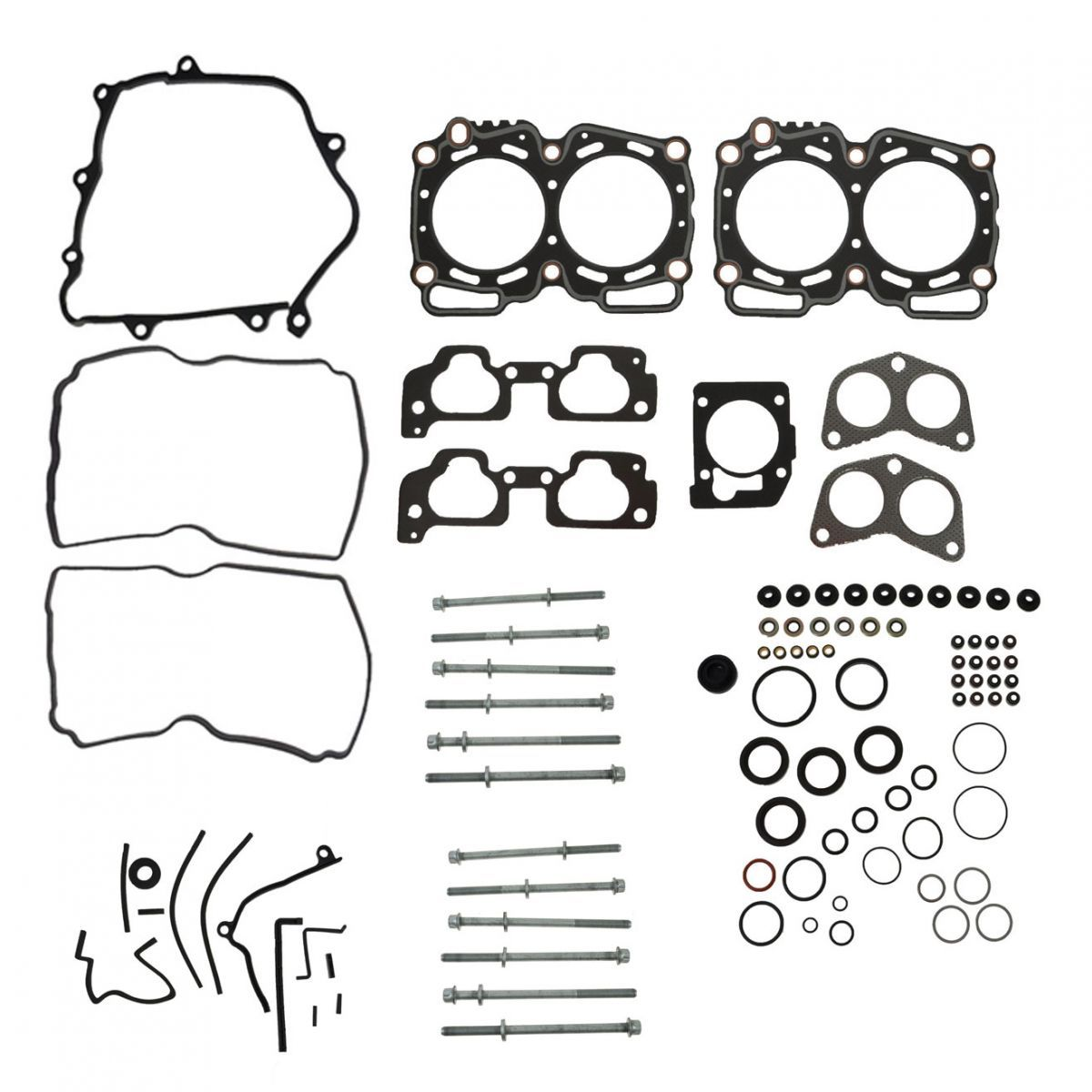 Complete Engine Head Gasket Amp Bolt Kit Set For Forester