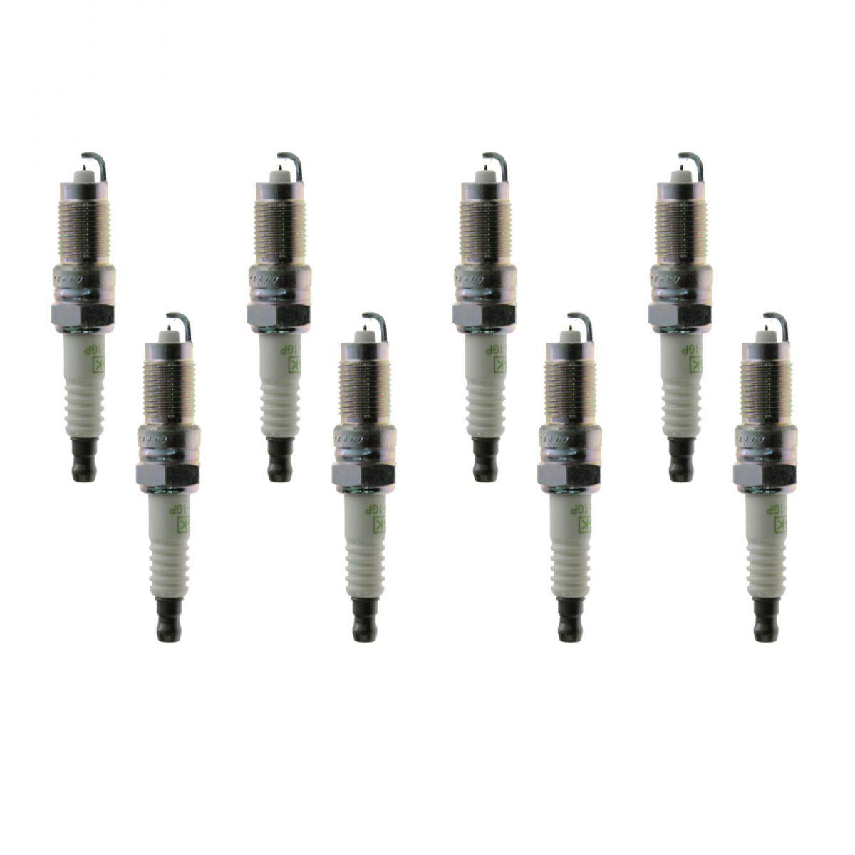 Ngk Platinum Spark Plug Kit Set Of 8 For Ltd Crown