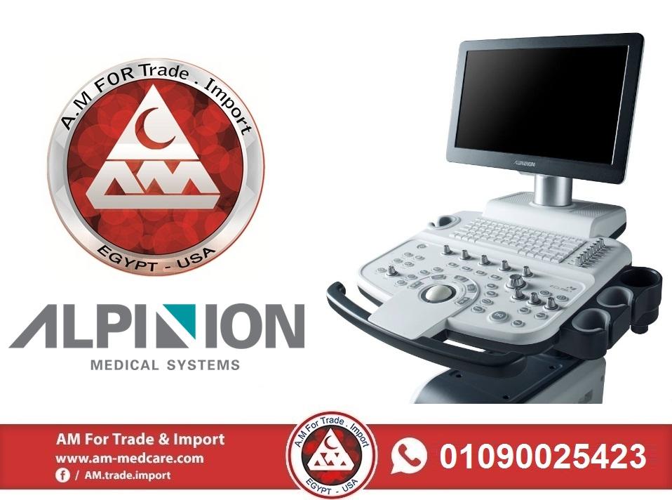 Alpinion Color Doppler Ultrasound Model E-CUBE 5