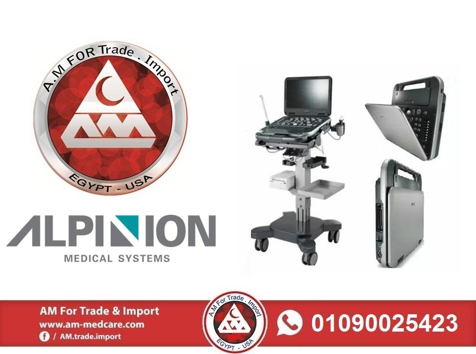 Alpinion Color Doppler Ultrasound Model E-CUBE I7
