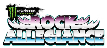 Monster Energy Rock Allegiance