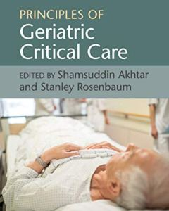 Principles of Geriatric Critical Care PDF