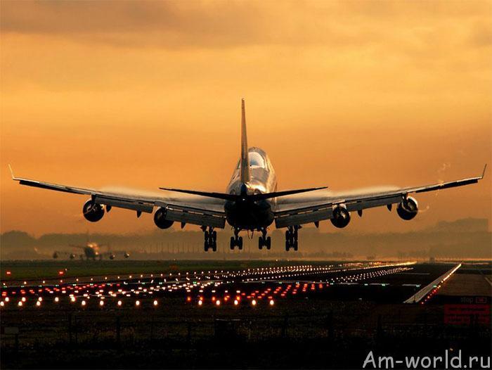 Глобальное потепление и авиаперевозки