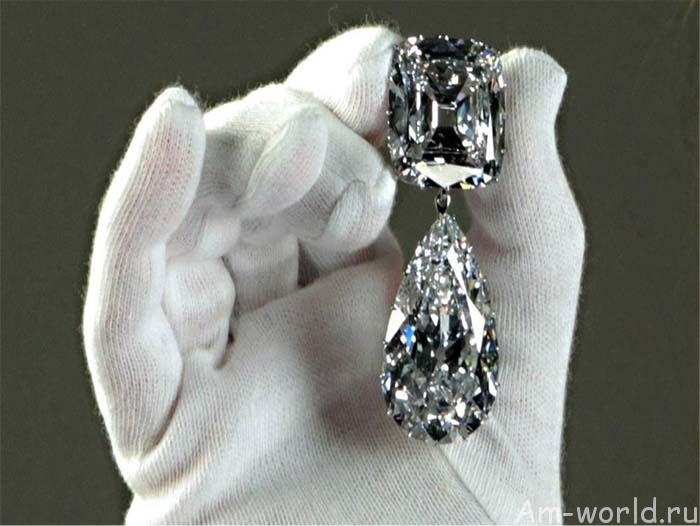 «Куллинан»: самый большой алмаз