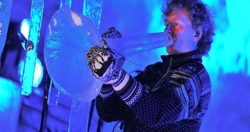 «Ледяной» маэстро Терье Исунгсет