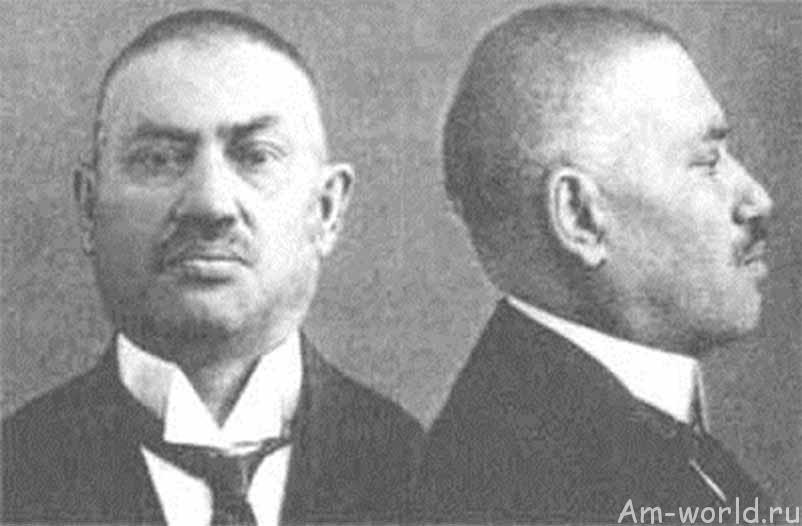 Евно Азеф - король провокаторов