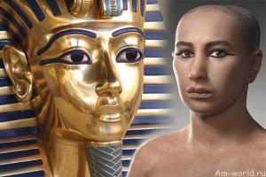 Тайна жизни и смерти Тутанхамона