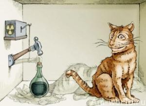 Эксперименты с мыслями о котах